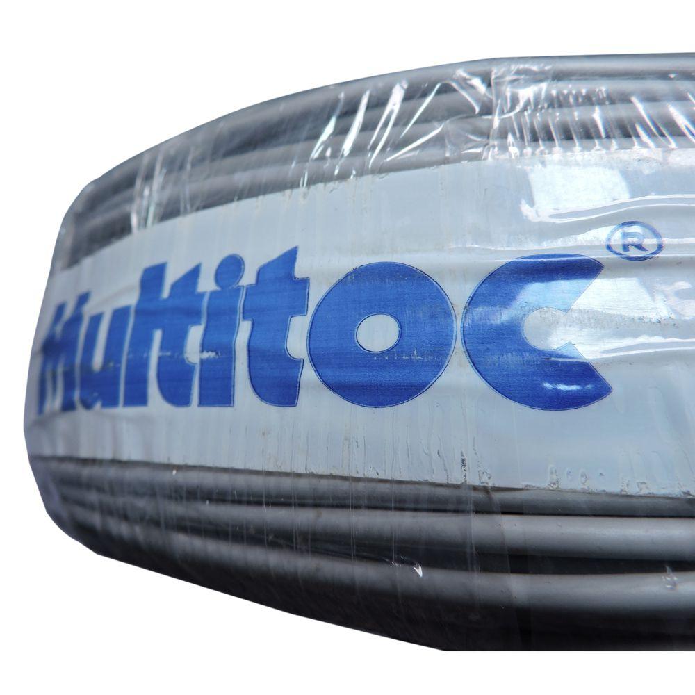 Cabo CCI 50x08 Pares Cinza (Rolo com 200 metros) - Multitoc
