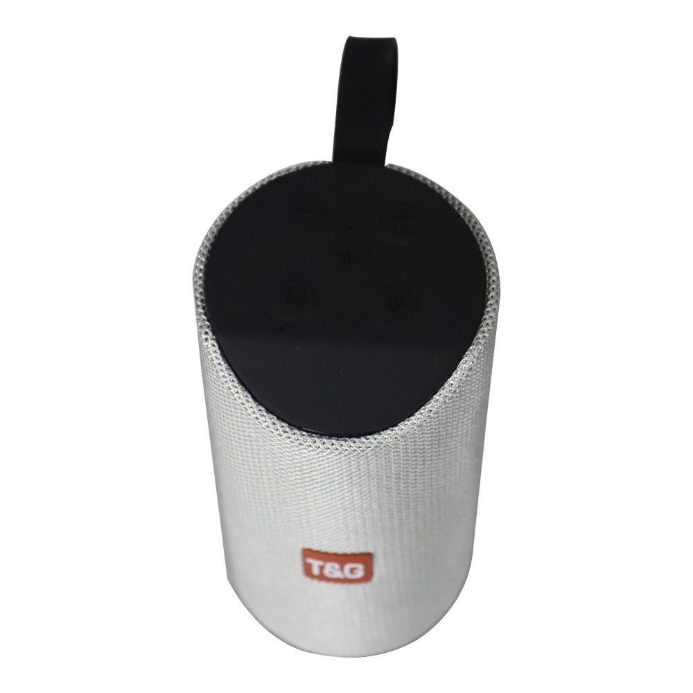 Caixa de som Bluetooth TG-113 - Prata