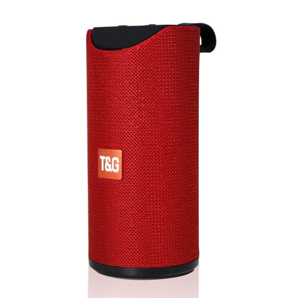 Caixa de som Bluetooth TG-113 - Vermelha