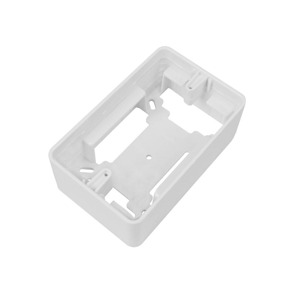 Caixa Sobrepor 4X2 Branca - ILUMI