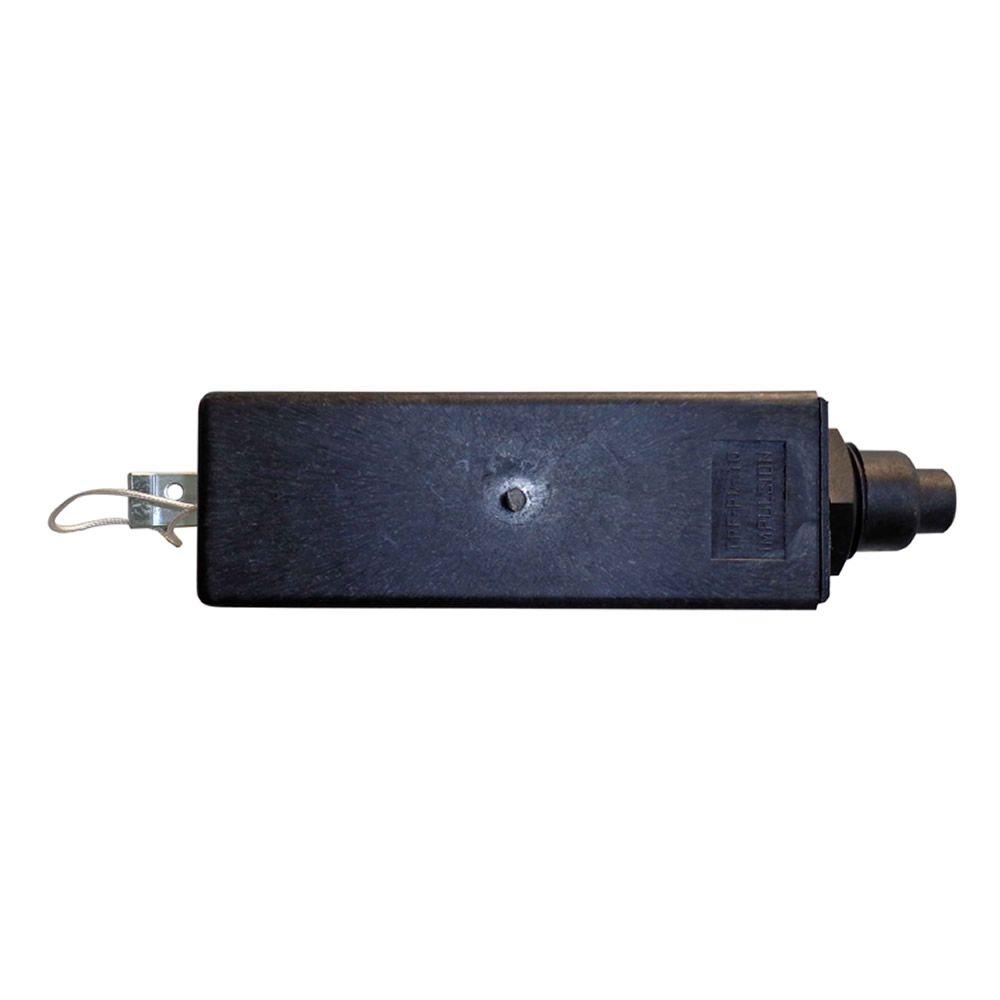 Caixa Terminal Tpf 10 Pares C/ Bloco Sem Coto Para Telefonia