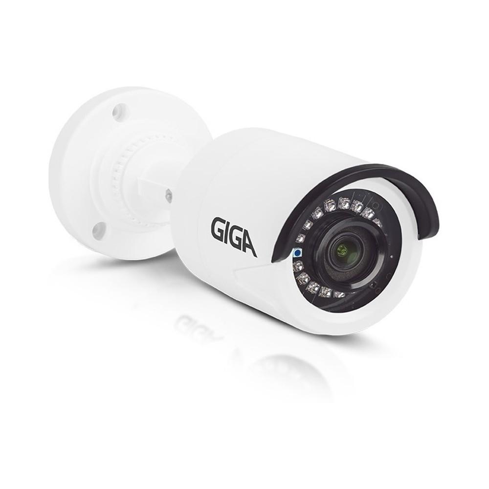 Cam Bullet Plast Orion 720p IR 20m 1/4 3.2mm IP66 - Giga Security -GS0018