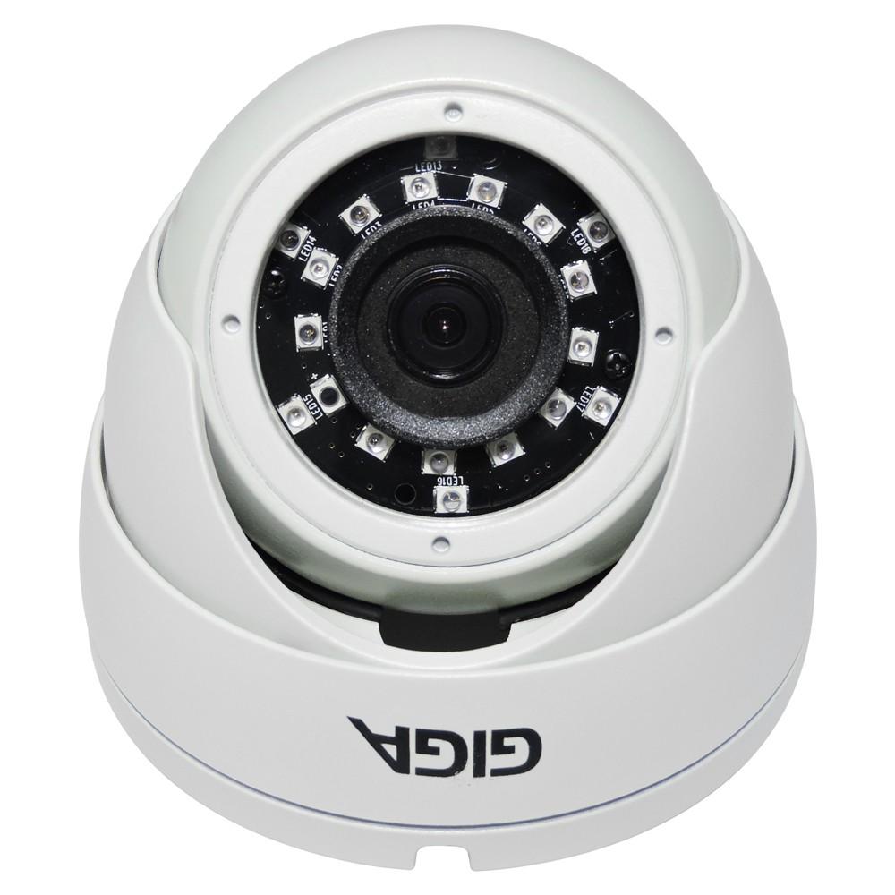 Câmera DOME OPEN HD PLUS 720P IR 30M 1/4 2.6MM IP66