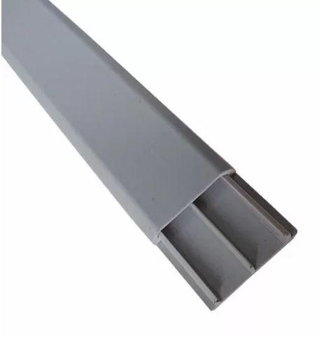 Canaleta Dutopiso DP2 50x10 cinza - 2 mts - Dutoplast
