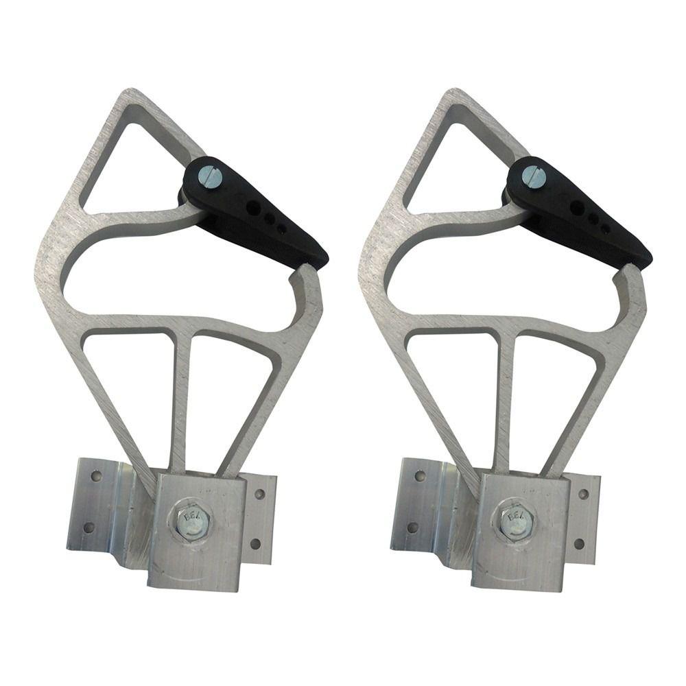 Catraca de alumínio para escada extensível (PAR)