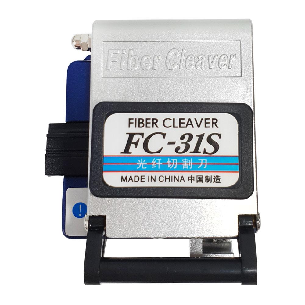 Clivador de precisão Cortador De Fibra Óptica Fc-6s