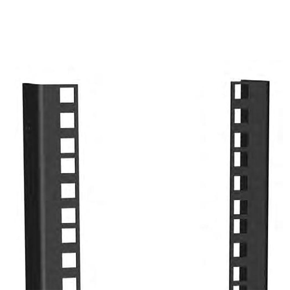 Conjunto 2° Plano Mini Rack 10U - Preto