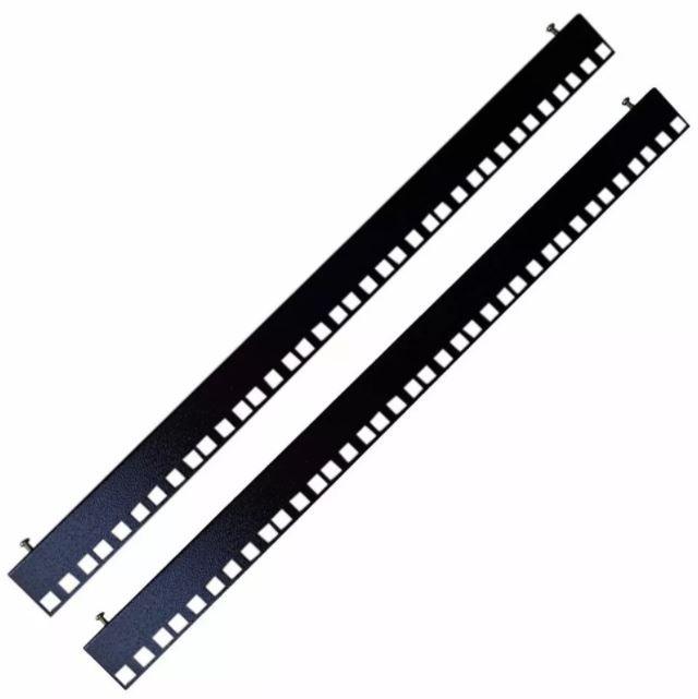 Conjunto 2° Plano Mini Rack 16U - Preto