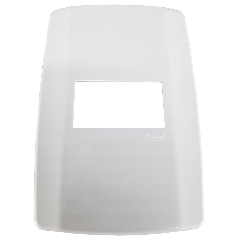 Conjunto Tomada Para Antena de Tv Horizontal - Slim - Ilumi - 80633
