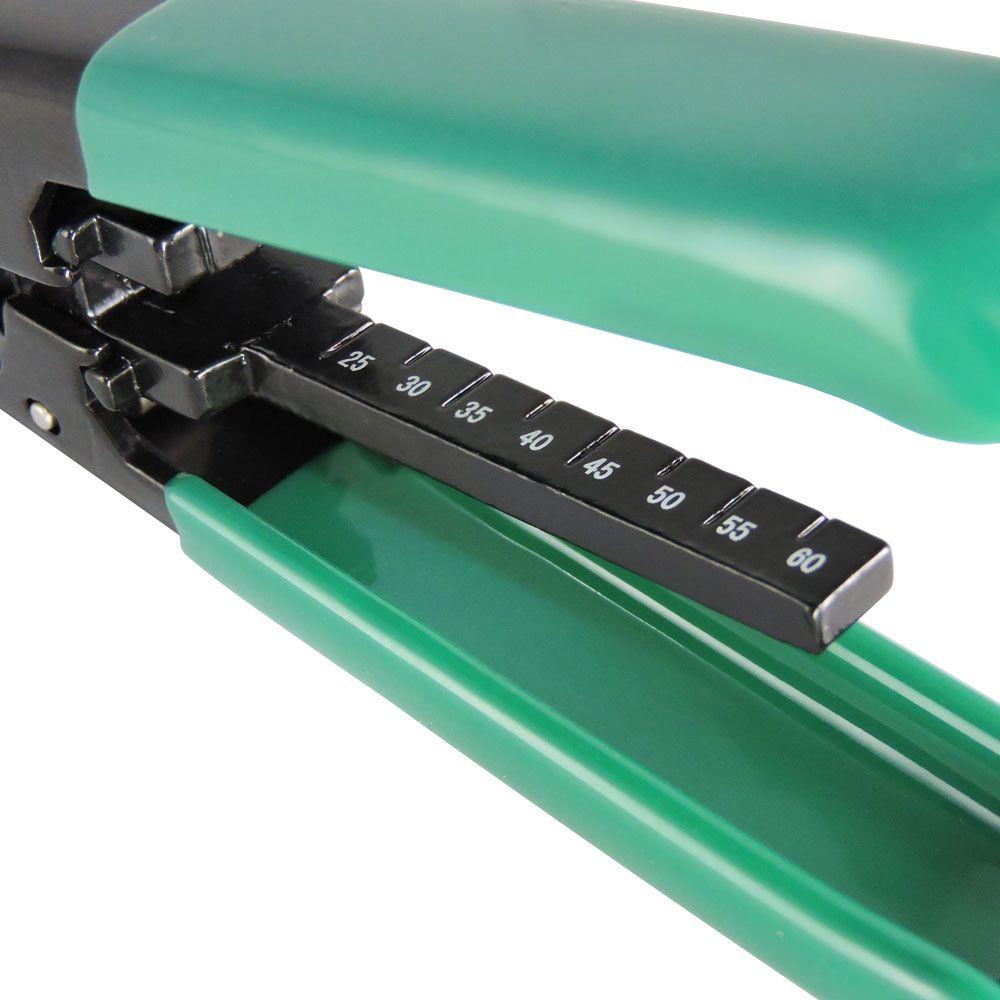 Decapador de cabo de fibra óptica tipo DROP - Flat Cable Stripper