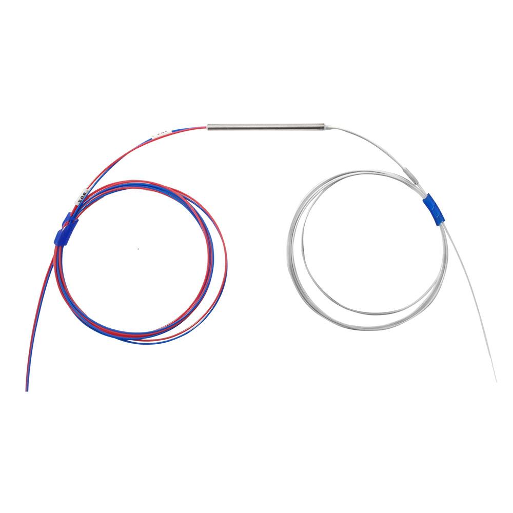 Divisor Óptico Passivo Splitter-1X2 S/Conectores Desbalanceado 10-90