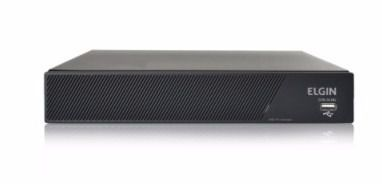 DVR 4 Canais HD 720P E Saída HDMI - ELGIN
