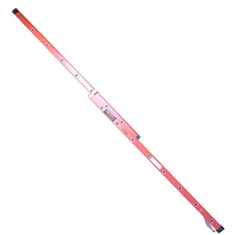 Escada Extensível em Fibra de Vidro 2,70 X 4,20M