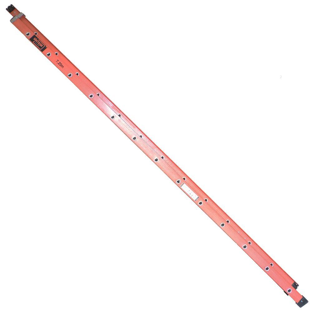 Escada Extensível em Fibra de vidro 4,20 X 7,20m - FRETE GRÁTIS
