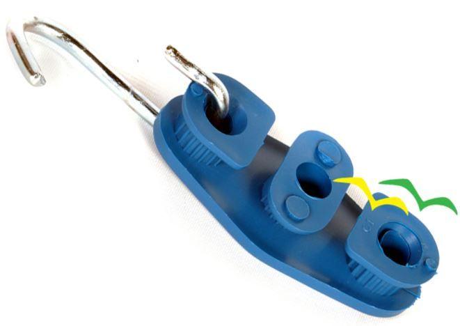 Esticador para Fio-FE Tipo 8 - Azul