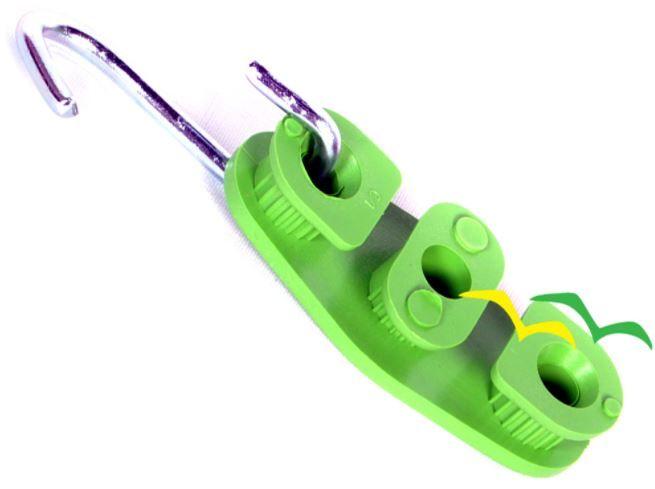 Esticador para Fio-FE Tipo 8 - Verde