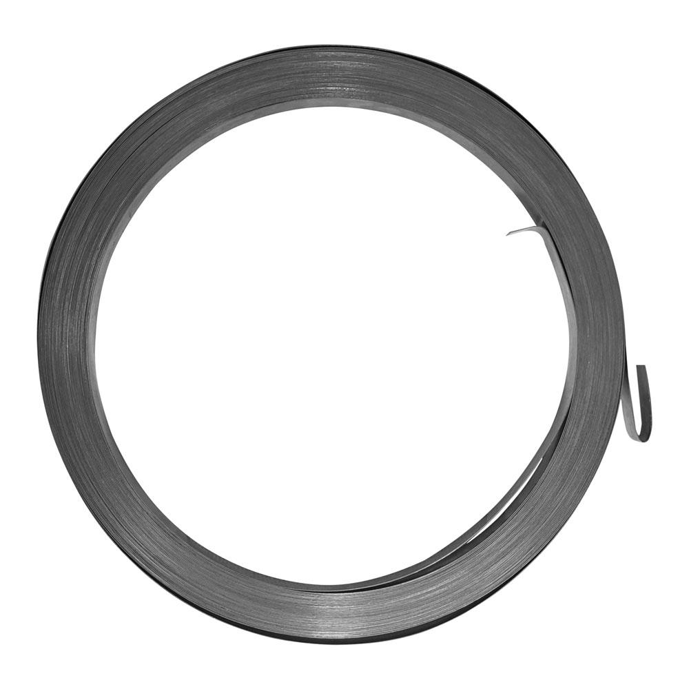 "Fita de Aço Inox lisa para cintar poste Fusimec 1/2"" x 0,5mm x 25m"