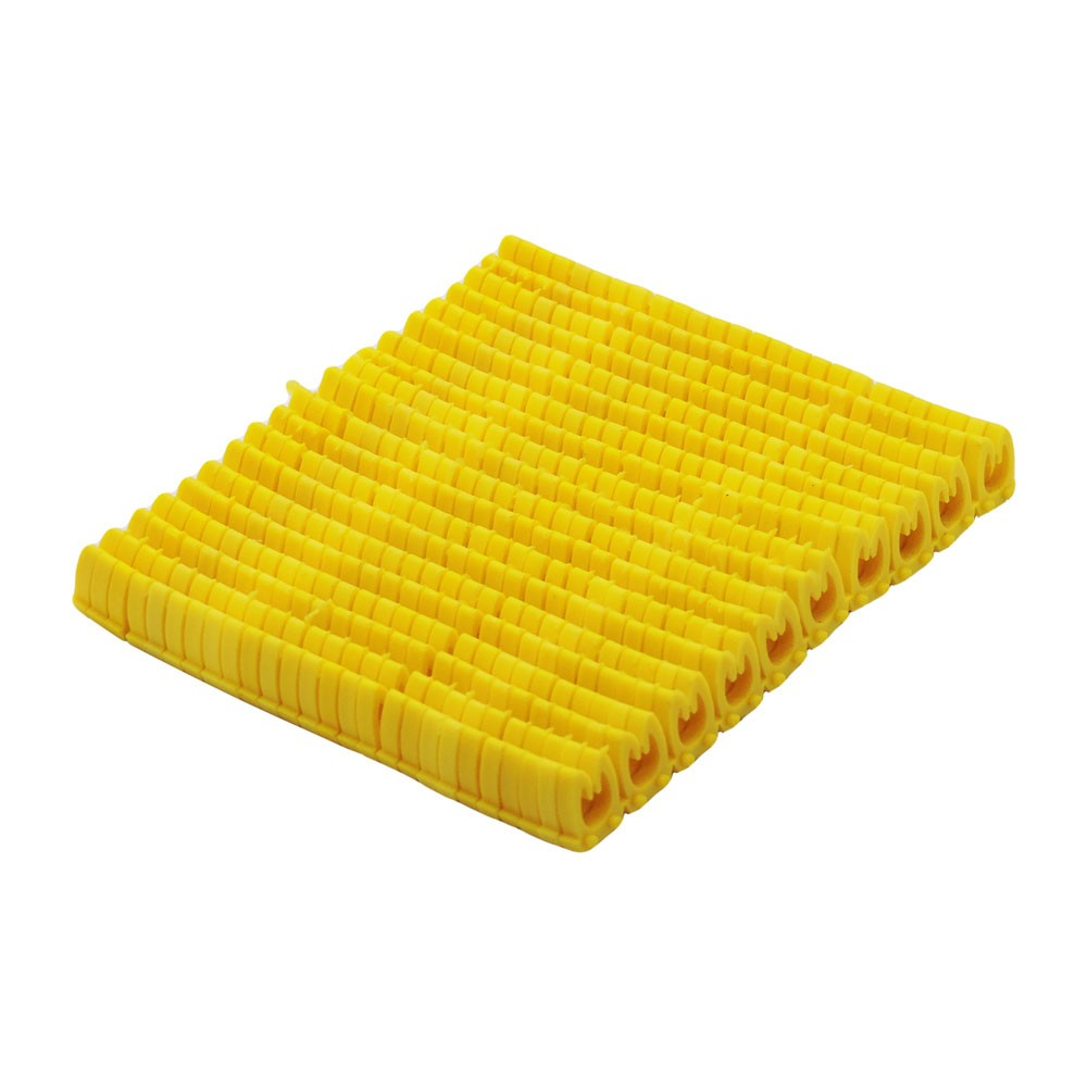 Identificador de cabos - Anilhas Pacote com 1020 peças