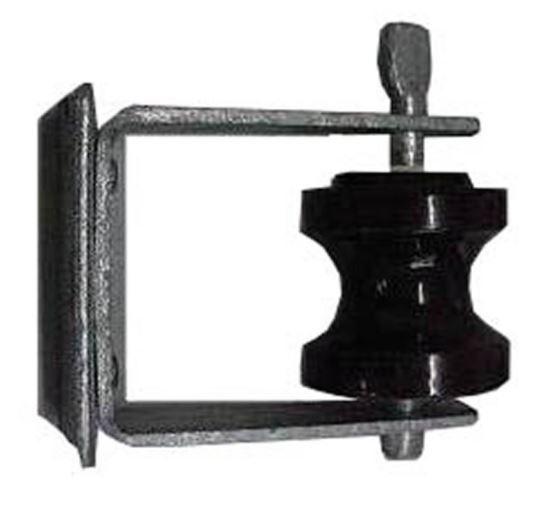 Kit Isolador Vertical armação press bow e Roldana (Conjunto completo)