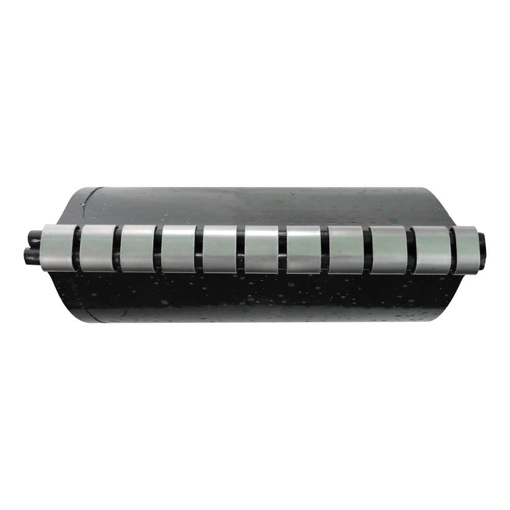 Manta para reentrada em caixa de emenda óptica com Ziper