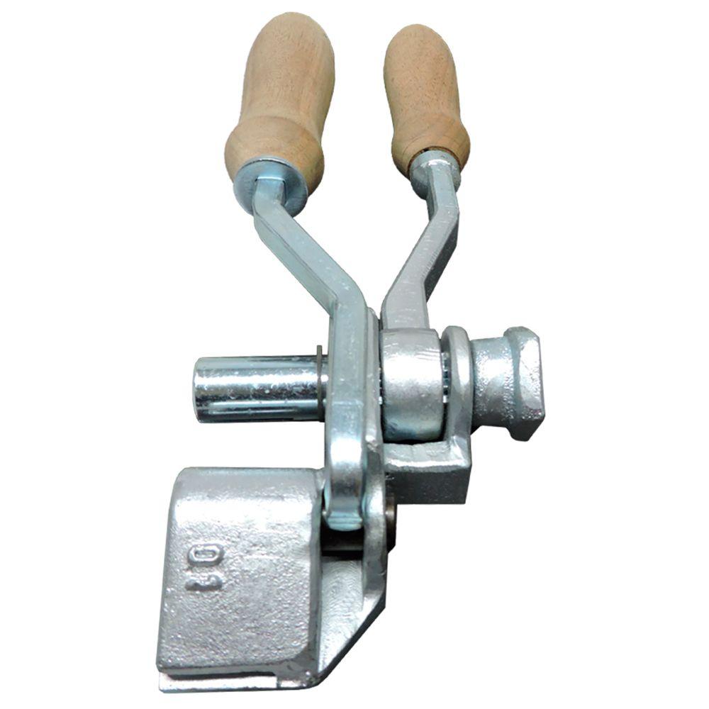 Máquina de cintar poste com catraca ERIBAND