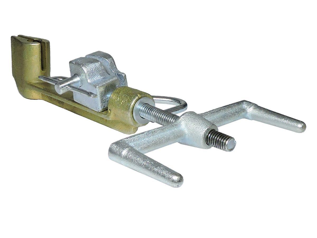 Maquina de Cintar Poste Fusimec Linha Master em Aço temperado