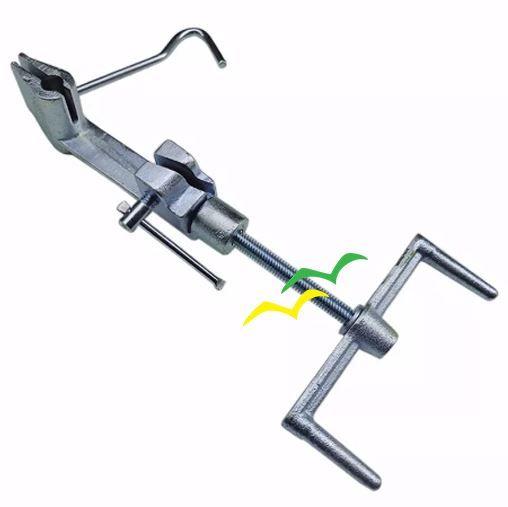 Máquina Para Cintar Poste Fusimec Galvanizada