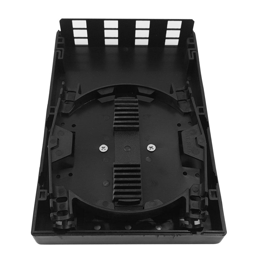 Mini DIO de plástico 12 Fibras ABS SC