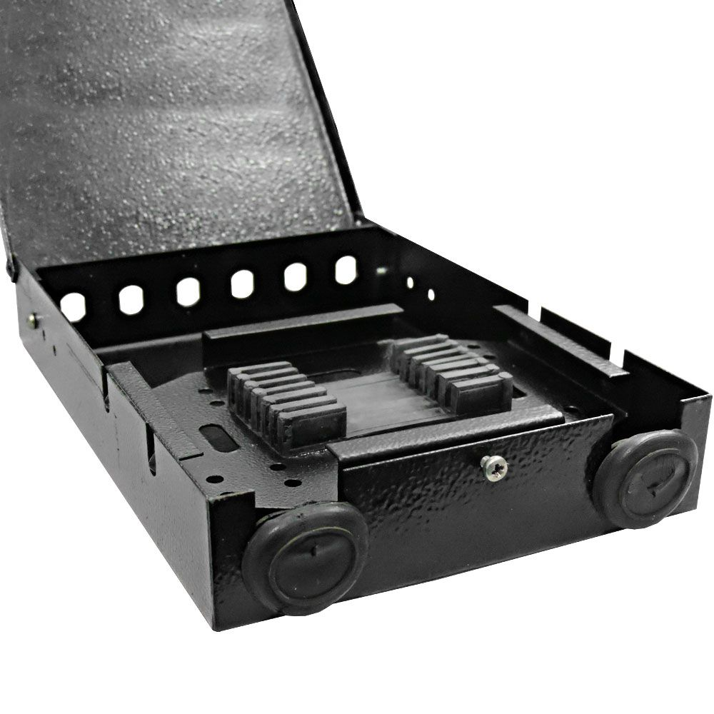 Mini DIO em Aço 06FO ST - Preto