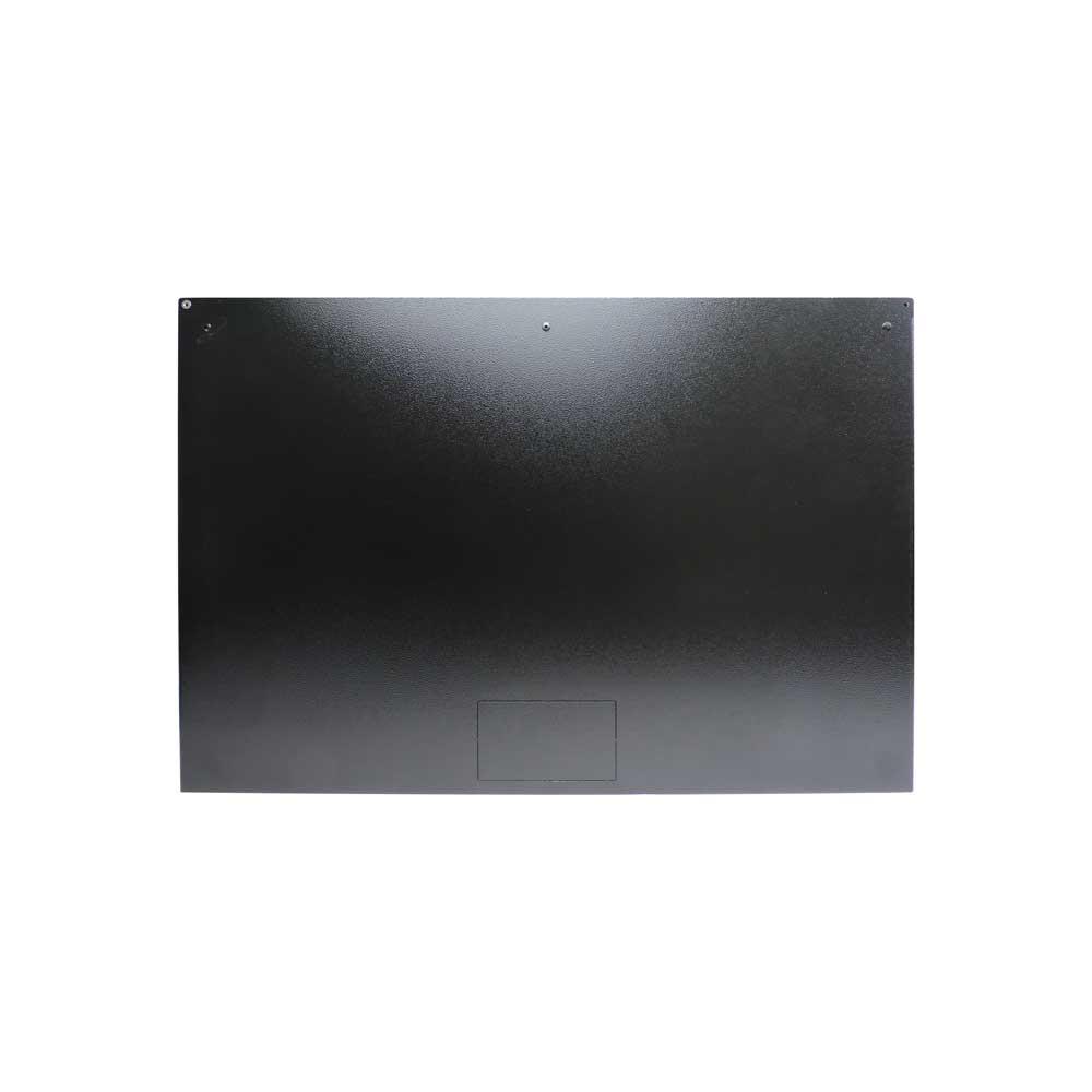 Mini Rack de parede 03U X 370 preto texturizado - W