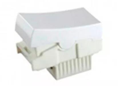 Módulo Interruptor paralelo 10A 250V - Linha Slim Ilumi - 8122