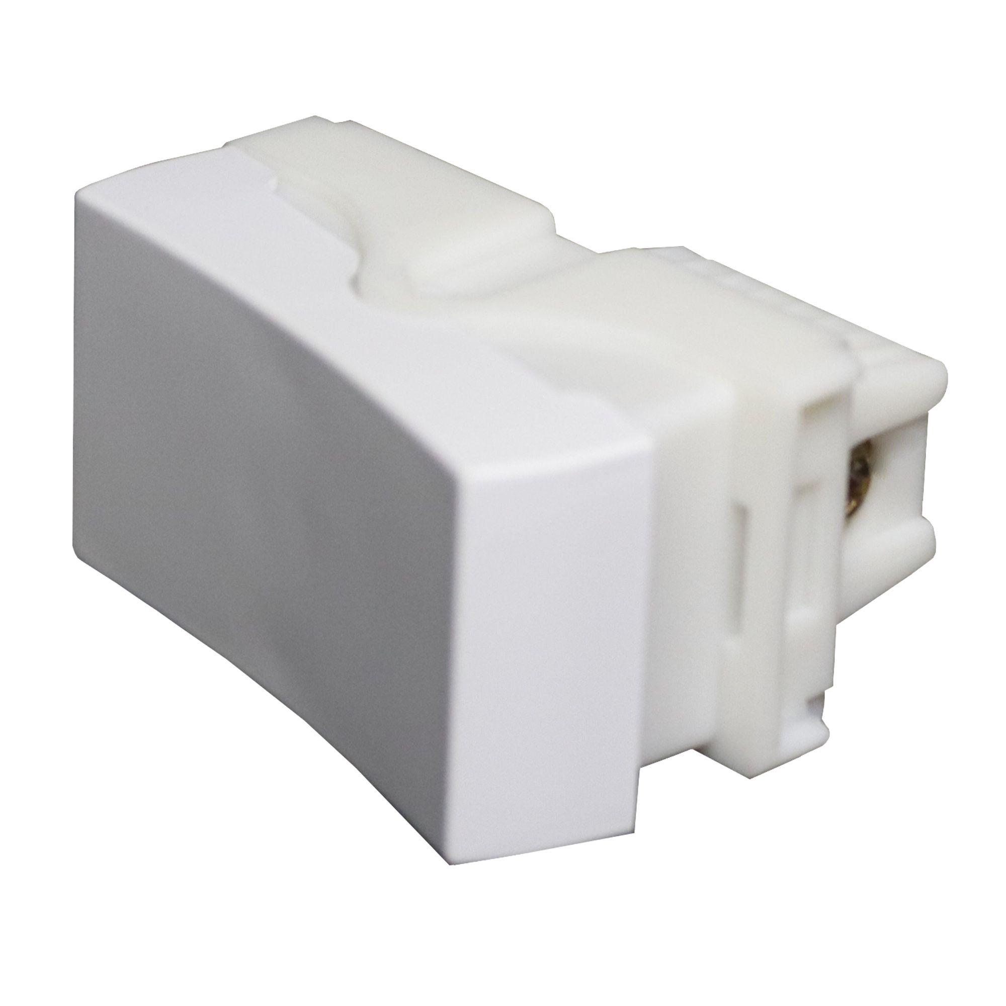 Módulo Interruptor Simples 10A 250V - Linha Slim Ilumi - 8117