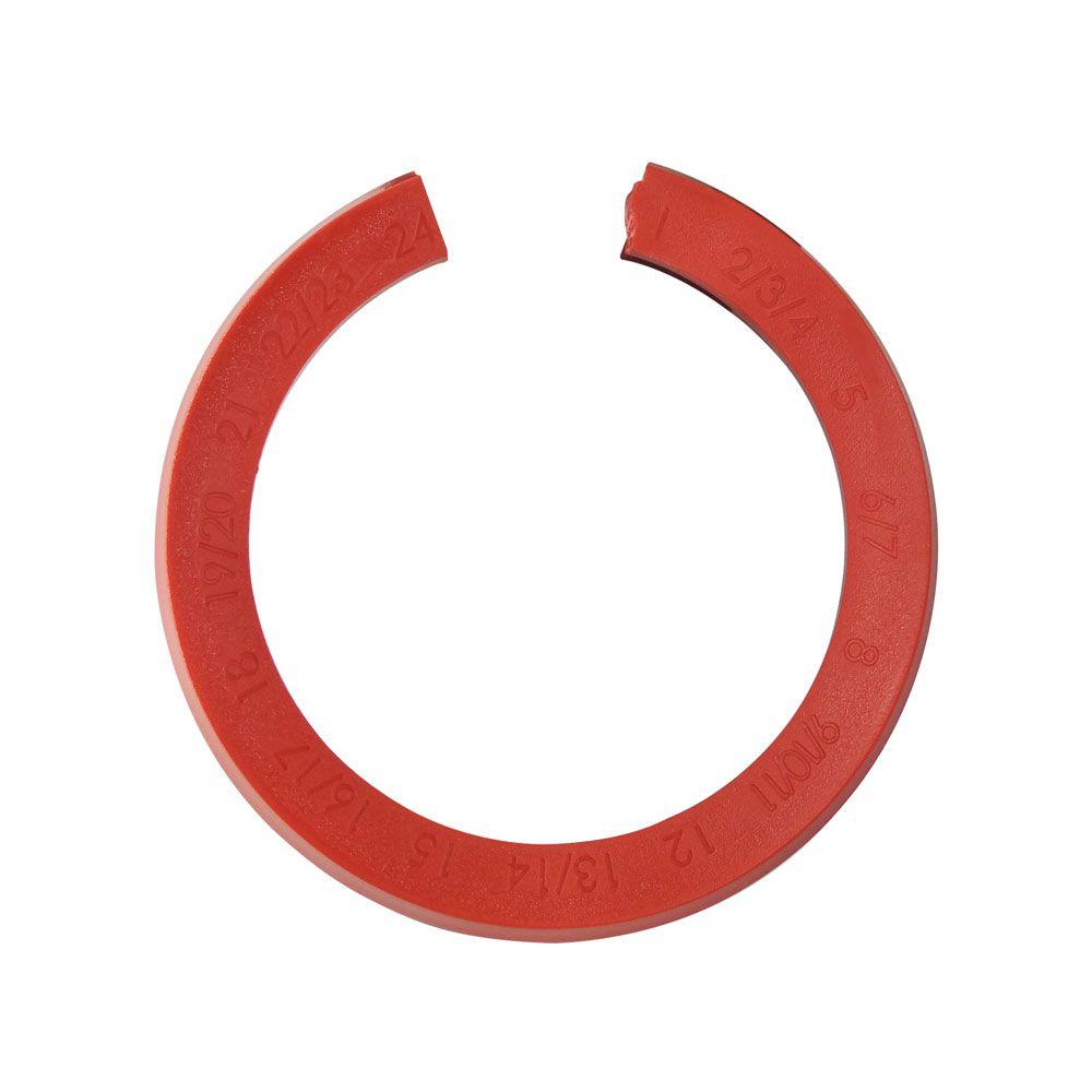 Organizador Tipo Pente de cabos Até 38 Cabos