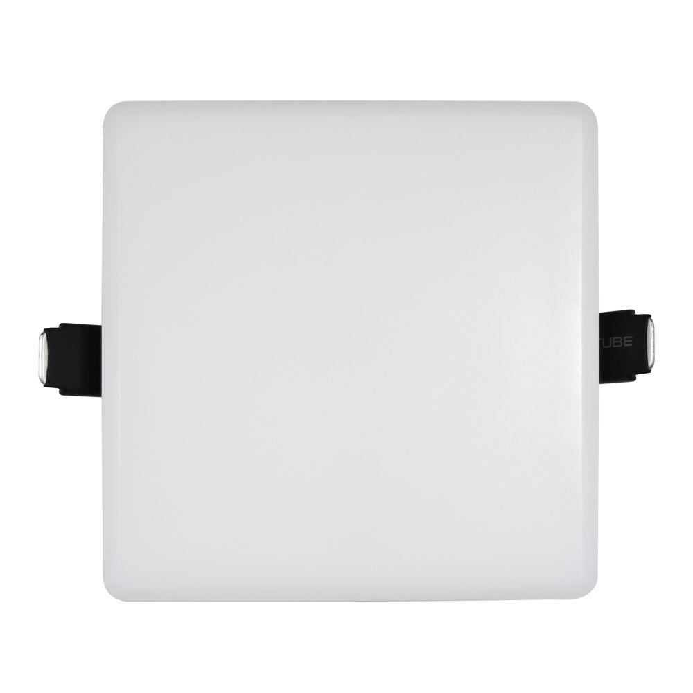 Painel Led Infinity Quadrado 10W BIV 6500K