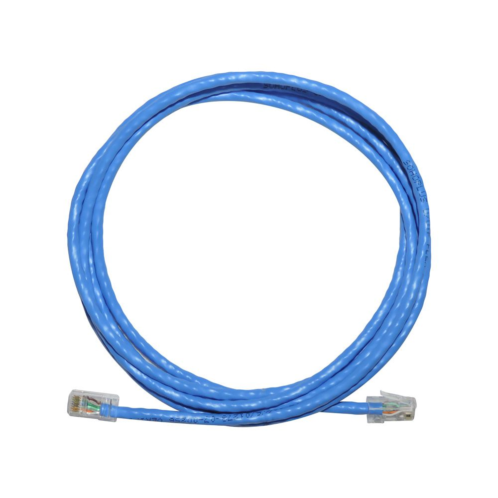 Patch Cord Cat6 2,5m Furukawa Soho plus azul