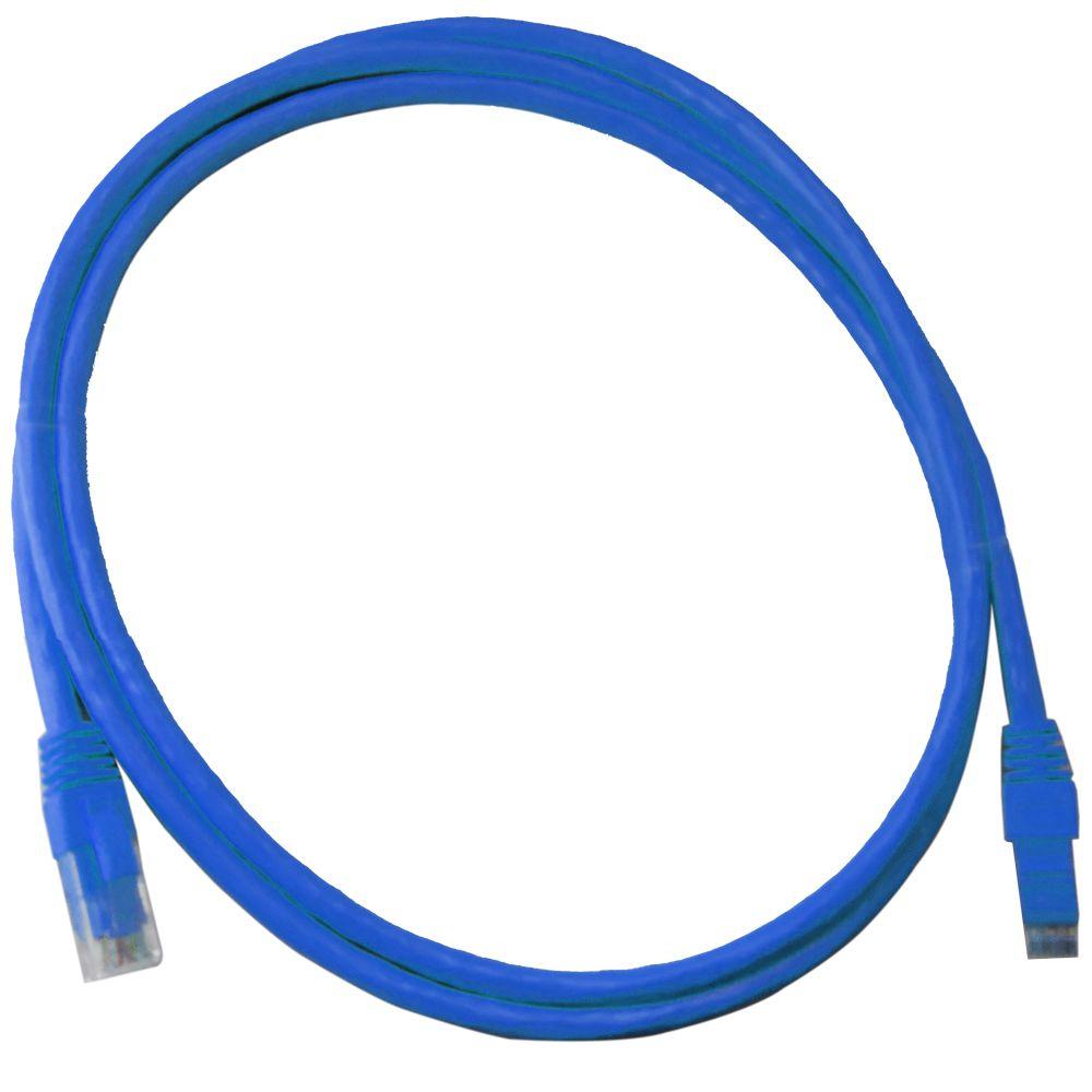 Patch Cord RJ45 Cat6 1,5m Azul - Nexans