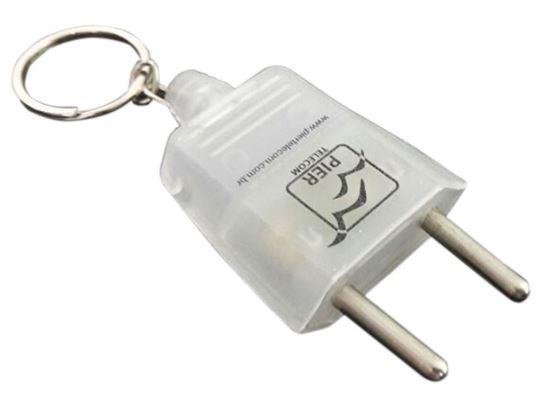 Pino Teste de Tensão 110V / 220V com LED Pier Telecom