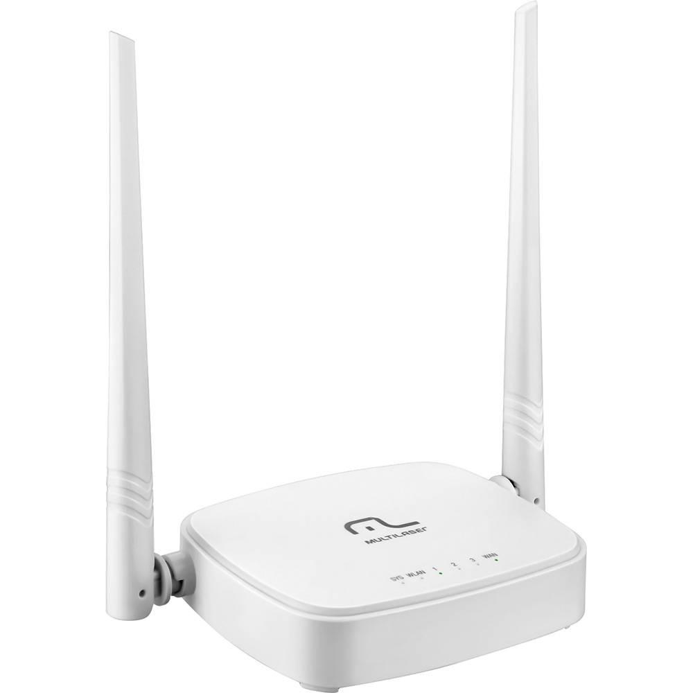 Roteador Wireless 300mbps 2 Antenas Fixa 3 Portas Re160 Bivo