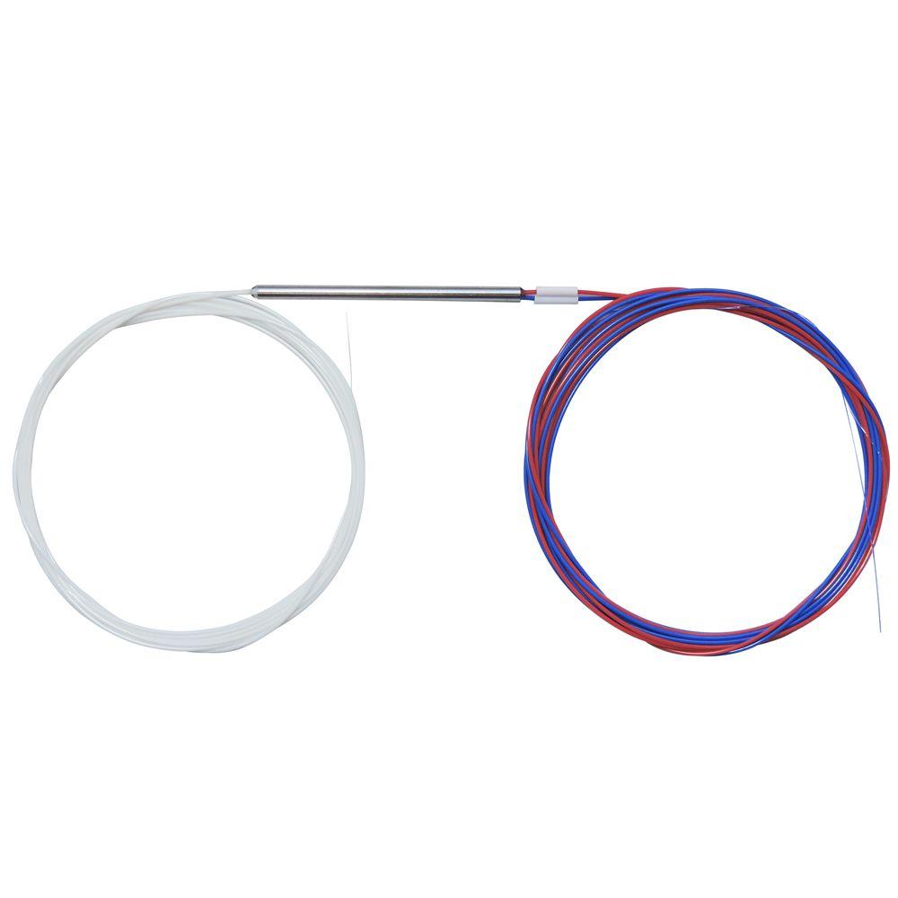 Splitter De Fibra Óptica Plc 1x2 Sm Balanceado Sem Conector