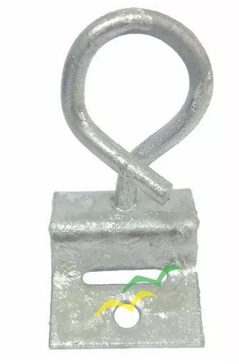 Suporte U Span Clamp - Gancho U para fita de aço