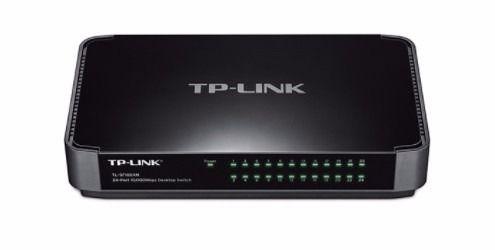 Switch de Mesa DE 24 Portas 10/100MBPS TL-SF1024M - TP-LINK