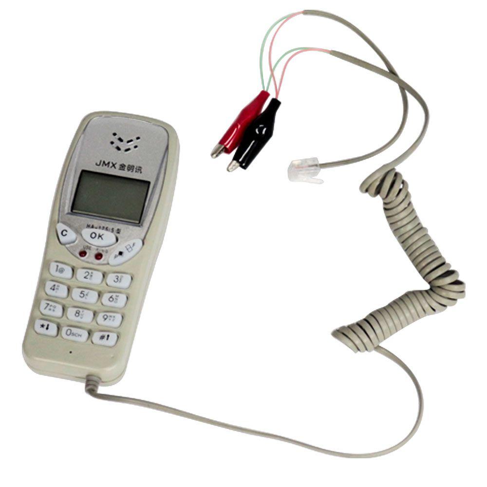 TELEFONE BADISCO COM IDENTIFICADOR DE CHAMADAS PIER TELECOM