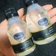 01 Ideal base com oleo de argan 100ml
