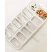 100 molde F1 para poly gel molde reutilizável