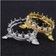 Coroa de diamante chumbo para suporte pincel