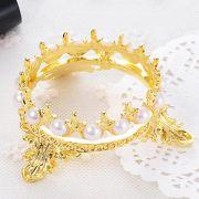 Coroa de suporte para diamante ou pincel