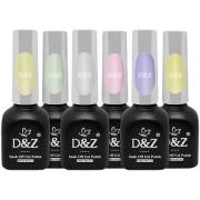 Esmalte em gel D&Z coleção luxo Ice Cream