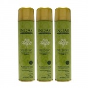 Kit 3 Inoar Speed Dry - Spray Secante Para Esmalte 400ml