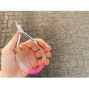 Kit com 05 molas de silicone para alicate
