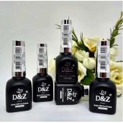 Kit esmalte em gel D&Z coleção luxo